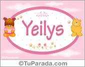 Yeilys - Nombre para bebé