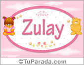 Zulay - Nombre para bebé