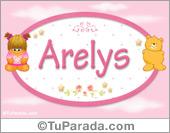 Arelys - Nombre para bebé