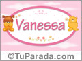 Nombre para bebé, Vanessa