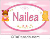 Nailea - Nombre para bebé