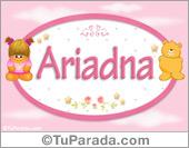 Ariadna - Nombre para bebé