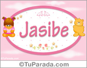 Jasibe - Nombre para bebé