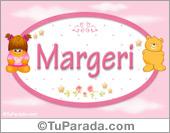 Margeri - Nombre para bebé