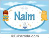 Naim - Con personajes