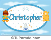 Christopher - Con personajes