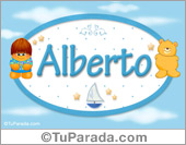 Alberto - Nombre para bebé