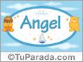 Angel - Con personajes