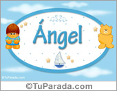 Angel - Nombre para bebé