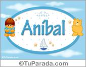 Anibal - Nombre para bebé