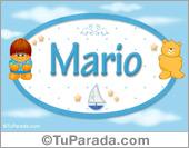 Mario - Con personajes
