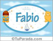 Fabio - Nombre para bebé