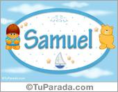 Samuel - Con personajes