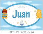 Juan - Con personajes