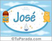 José - Nombre para bebé