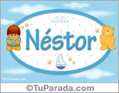 Néstor - Nombres para bebé