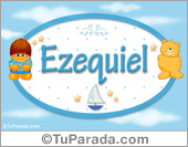 Ezequiel - Nombre para bebé