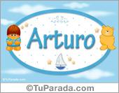 Arturo - Nombres para bebé