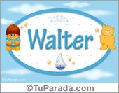 Walter - Con personajes