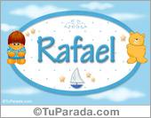 Rafael - Nombre para bebé
