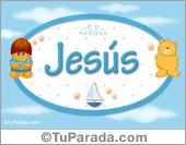 Jesús - Nombre para bebé