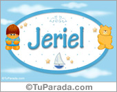 Jeriel - Nombre para bebé