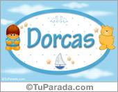 Dorcas - Nombre para bebé