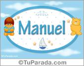 Manuel - Nombre para bebé
