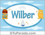 Wilber - Nombre para bebé