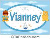 Vianney - Nombre para bebé