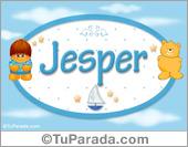 Jesper - Nombre para bebé