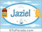 Jaziel - Nombre para bebé