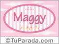 Maggy - Nombre decorativo