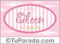 Eileen, nombre de bebé de niña