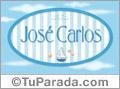 José Carlos - Nombre decorativo