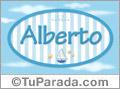 Alberto, nombre de bebé, nombre de niño