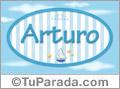 Arturo - Nombre decorativo