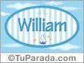 William - Nombre decorativo