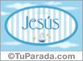 Jesús, nombre de bebé, nombre de niño