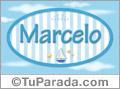 Marcelo, nombre de bebé, nombre de niño