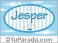 Jesper, nombre de bebé, nombre de niño