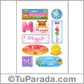 Maggle - Para stickers