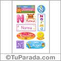 Norma - Para stickers