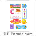 Crisalida - Para stickers