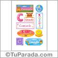 Consuelo - Para stickers