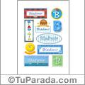 Bladimir - Para Stickers