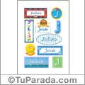Julián - Para stickers