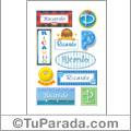 Ricardo - Para stickers
