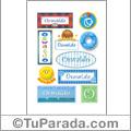 Oswaldo - Para stickers