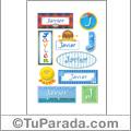 Javier - Para stickers